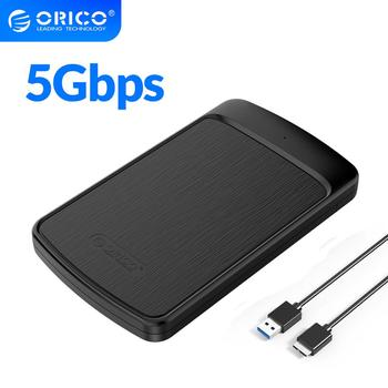 ORICO HDD Case 2.5 SATA to USB 3.0 Hard Drive Enclosure for SSD Disk HDD Box HD Tool Free 4TB External HDD Enclosure Adapter usb 3 0 hard disk drive enclosure for 2 5 sata hdd green page 1