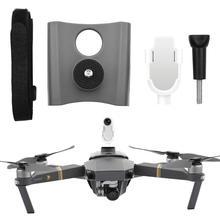 Прочный адаптер, кронштейн, крепление для крепления на клипсе, Ночной светильник, подставка для спортивных экшн-видеокамер, аксессуары для Insta360 GO