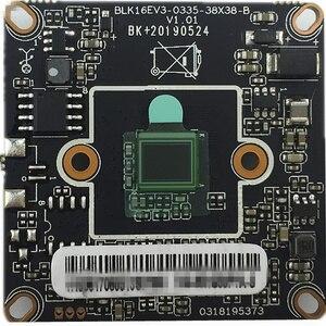 Image 3 - F1.0 m16 lente starlight baixa iluminação sony imx335 + hi3516ev300 5mp 2592*1944 h.265 650nm toda a cor com radiador onvif cms