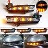 Nowe światła obrysowe Led włączony kierunkowskaz lampa panelowa dla Ford Fusion Mondeo 2013-2020 stany zjednoczone wersja