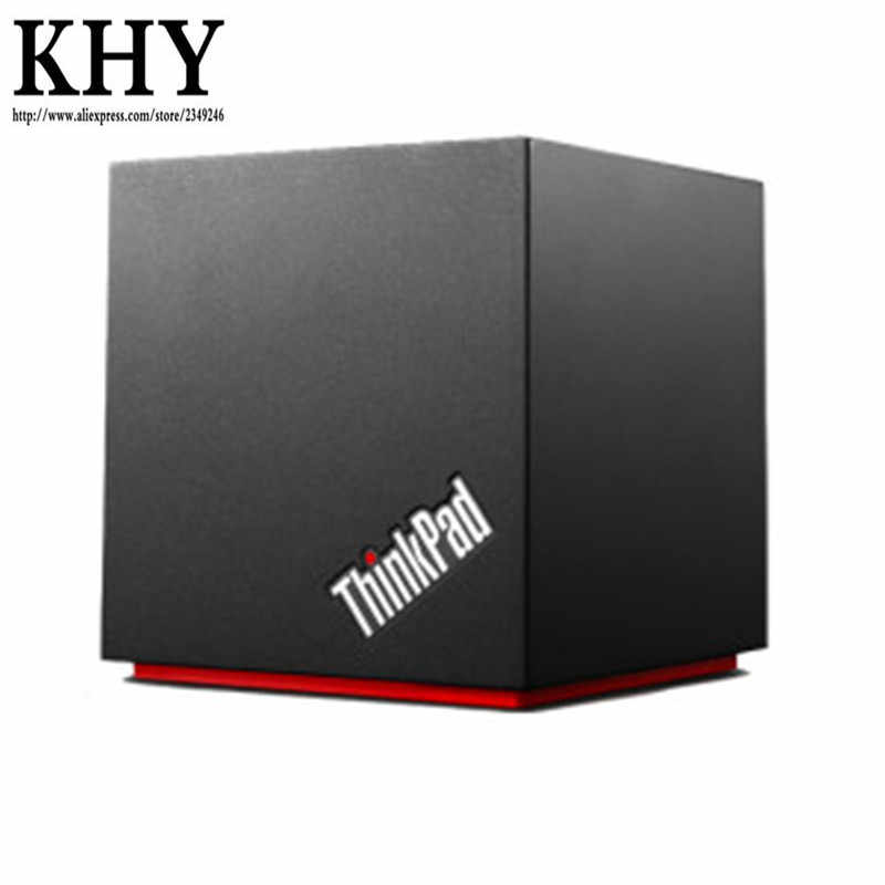 Baru Asli Thinkpad WiGig Dock Wireless Docking Station Set 40A6 W123 FRU/PN 03X6298 SD20H13055 dengan Adaptor