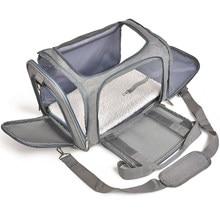 Sac à dos de Transport pour chien et chat, boîte de Transport pour animaux de compagnie, sac de voyage pour chien, sac à dos pour chat, approuvé par la compagnie aérienne