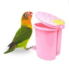 Brinquedo educativo para aves, brinquedo educacional para treinamento de pássaros, peony xuanfeng, menino, médio e grande, papagaio, brinquedo engraçado, 1 peça lixo