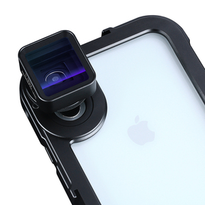 Image 4 - ULANZI Anamorphic Lens lenses For Mobile Phone 1.33X Wide Screen Movie Lens for iPhone 7 8 plus Samsung S8 S9 S10 Plus Note10