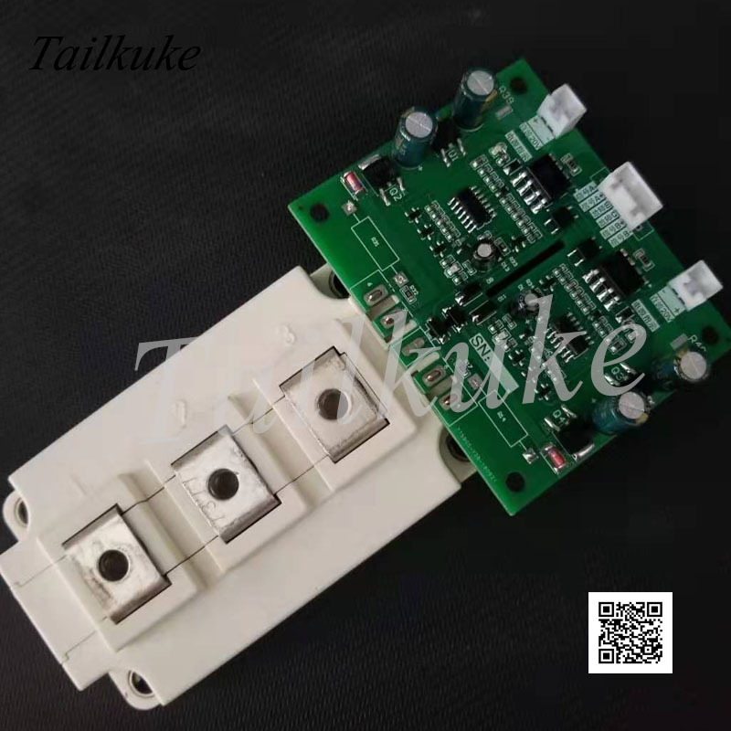 IGBT Module Driver Board Over Current Protection For High Speed Optocoupler Isolation