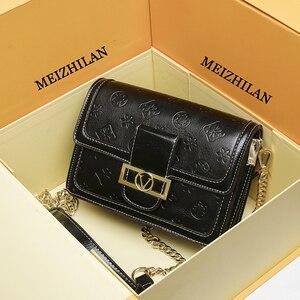 Женская сумка 2020, модные маленькие квадратные ретро сумки, нишевая дизайнерская сумка-мессенджер через плечо, высококачественные сумки с р...