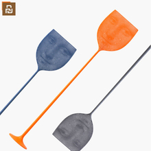 2019 Youpin YIYOHOME Swatter ยุงแมลง Bug Fly Dispeller ยุง Killer แร็กเก็ตยิ้มยุง Swatter