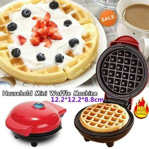 Мини-вафельница антипригарная запеченная блинная закуска блинница кухонный инструмент для приготовления пищи аксессуары