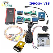 Programmer-Support Mileage-Correction Iprog V85 Carprog/Full/digiprog Rfid-Adapter Airbag-Reset