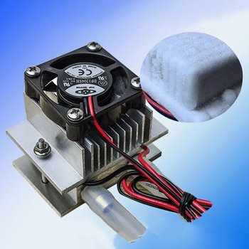 70W DIY Cooling Kits Thermoelectric Peltier Refrigeration Cooling System Water Cooling Fan TEC1-12706 Cooler For Drop Shipper tec1 12714 heatsink thermoelectric cooler peltier cooling plate 62x62mm 12v 14a refrigeration module