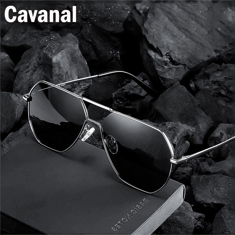 Men's Sunglasses Brand Designer Male Square Polarized Sunglasses Men Classic Retro HD Uv400 High Quality Drivier Glasses 2020