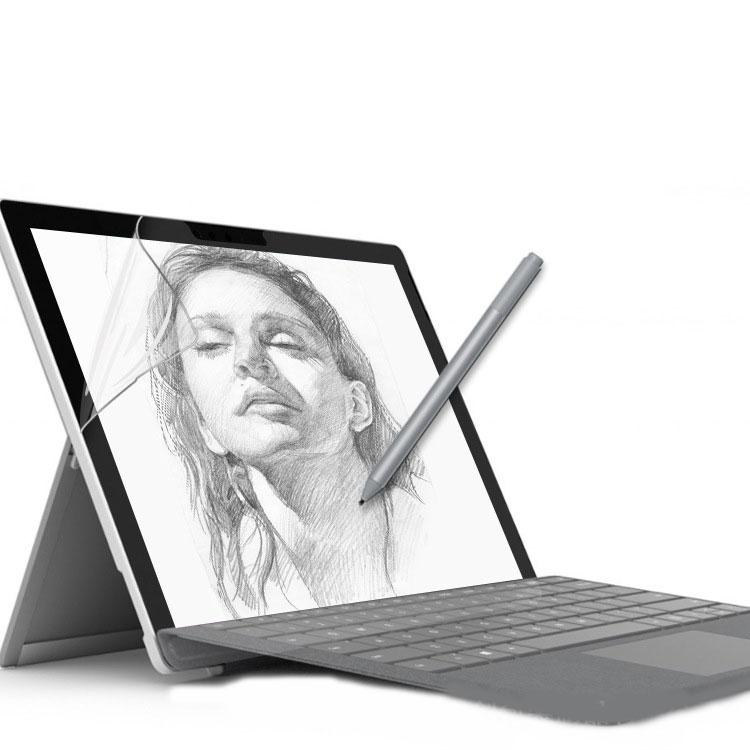 Papier comme Film protecteur décran peinture mate pour Microsoft Surface Pro 3 4 5 6 7 Go Book 1 2 13 13.5 15 pouces surface pro 10.6