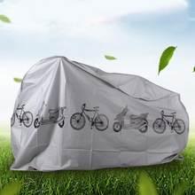 Rower jazda na rowerze deszcz kurz słońce pokrywa Road Mountain UV motocykl wodoodporne akcesoria ochronny sprzęt ochrona Bi Q7D1