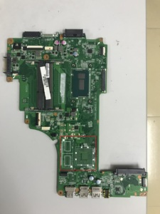 Image 1 - A000388620 A000388980 DA0BLQMB6E0 mainboard for TOSHIBA Satellite L50 L50 C laptop motherboard with i5 5200U fully Tested