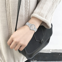 SUNKTA Womens Watch Top Brand Luxury Casual Fashion Women Ceramic Waterproof Clock Quartz Wristwatch Relogio Feminino+Box