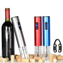 Dry Battery Electric Bottle Opener Electric Wine Bottle Opener Automatic Practical Portable Bottle Opener Red Wine Openers