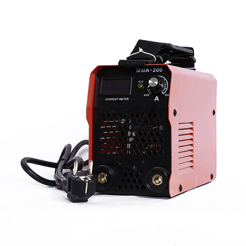 цена на Arc Welder 3.2mm 4.0mm Inverter MINI ZX7200 Portable Multi-function MMA Welding Machine 220V For Home Beginner Use