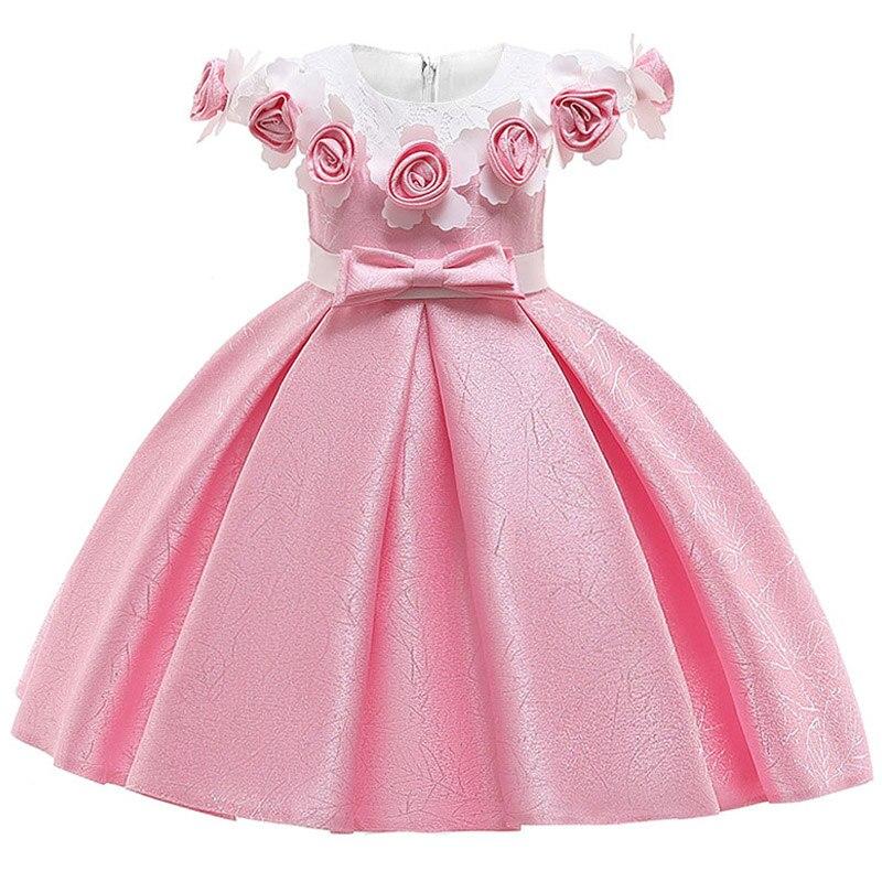 2019-Bambini-Del-Merletto-Tutu-di-Compleanno-Principessa-Del-Vestito-Da-Partito-per-le-Ragazze-Infantili (2)
