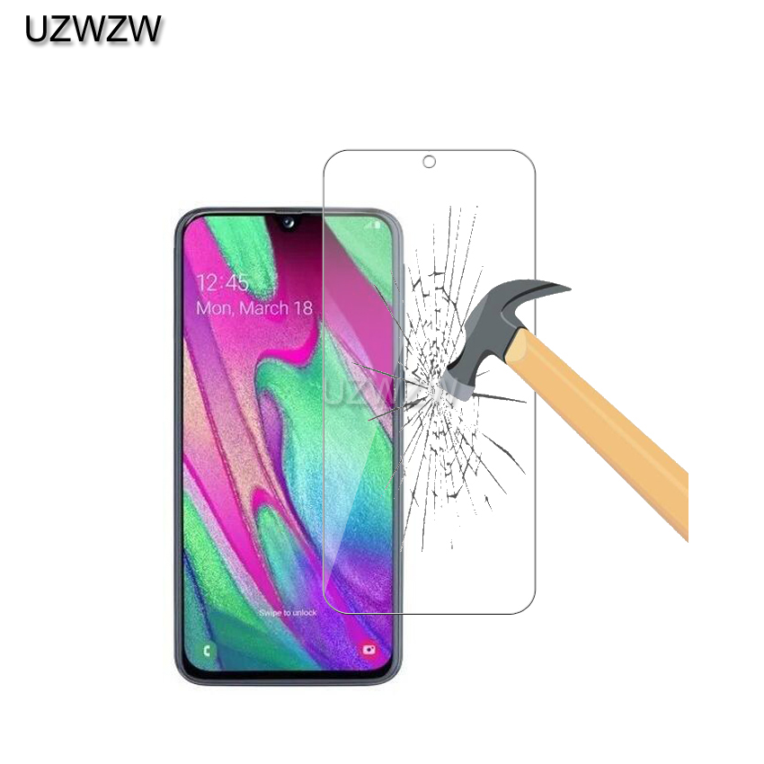 2pcs For Samsung Galaxy A30 0.26mm 2.5D Premium Tempered Glass Screen Protector Protective Glass For Samsung Galaxy A30