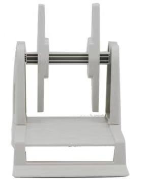 Label Printer Stand External Paper Rack Heat Transfer Printer Holder