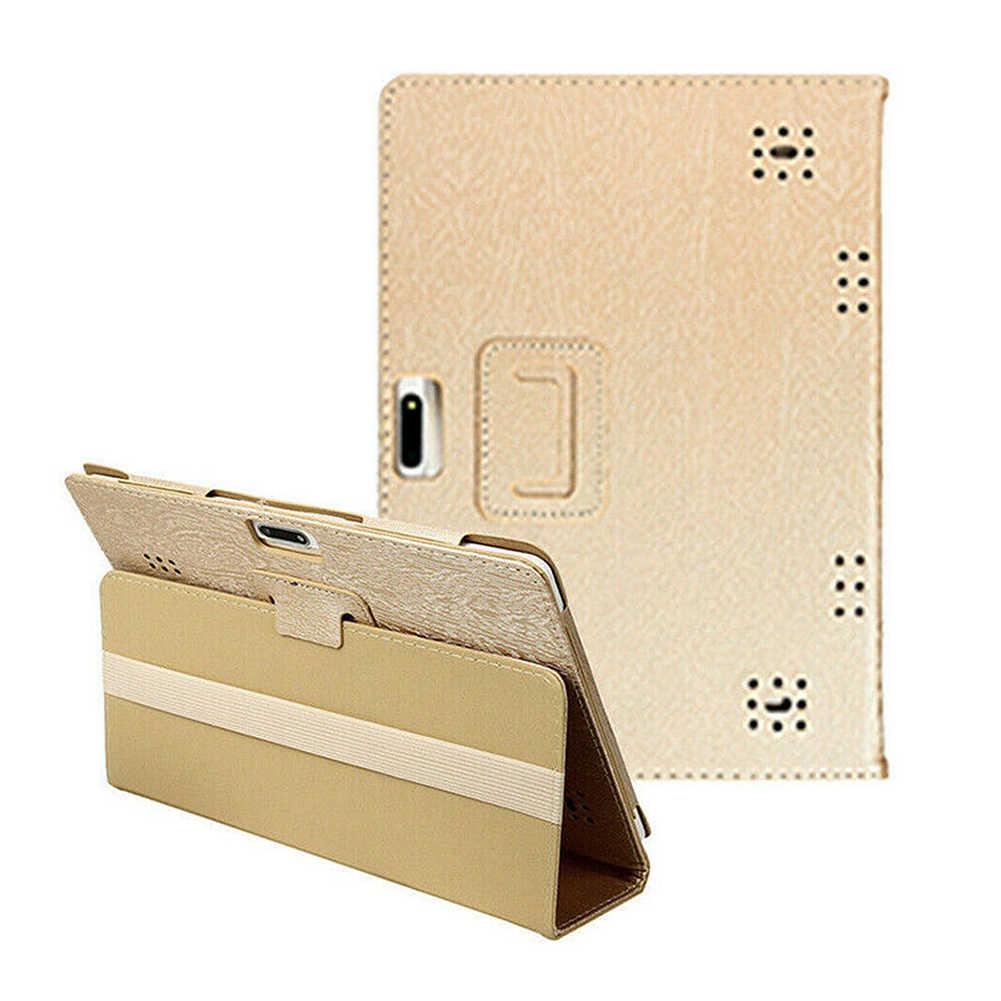 ユニバーサル保護カバーのための 10 10.1 インチのアンドロイドタブレット Pc 折りたたみタブレットケース保護カバー