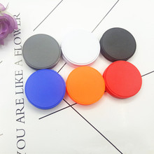10-50pcs round Blank material mobile phone folding stretch b