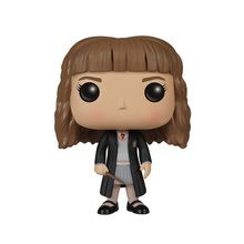 Hot 10cm Novel movies Harry action figures Potter 03 model Hermione Jane Granger toys doll collection for gifts