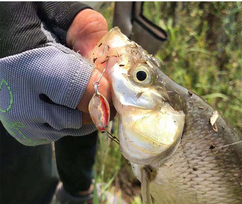 Pesca Wobbler 2.8g 4g Micro Duro Isca