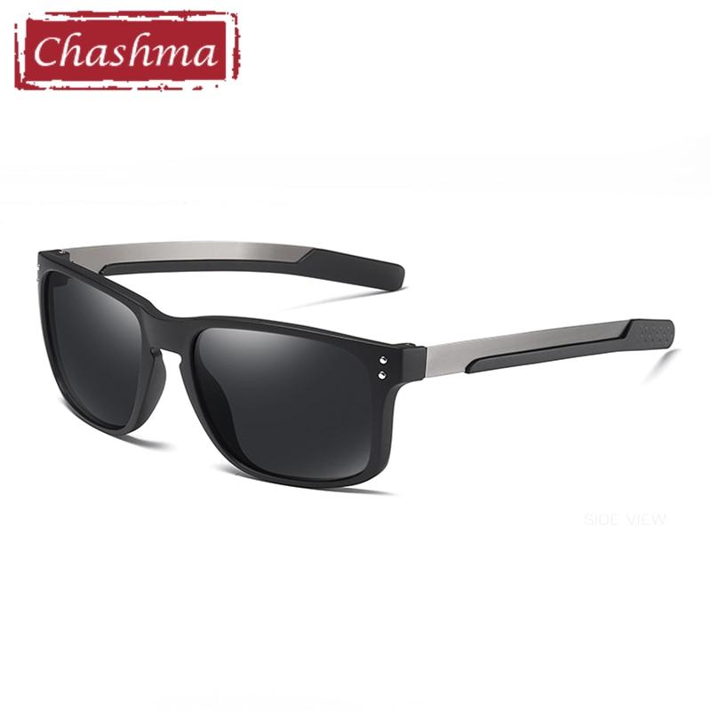 Mirror Colored Sport Stylish Men Driving Polarized Prescription Sunglasses Gafas De Vista Para Hombres Frame