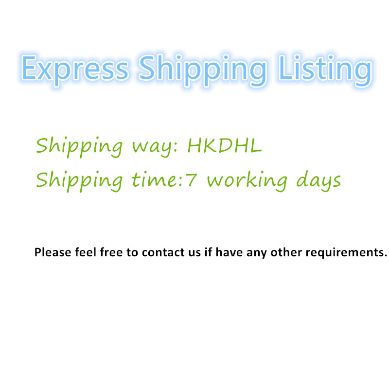 MYLONGINGCHARM Express shipping