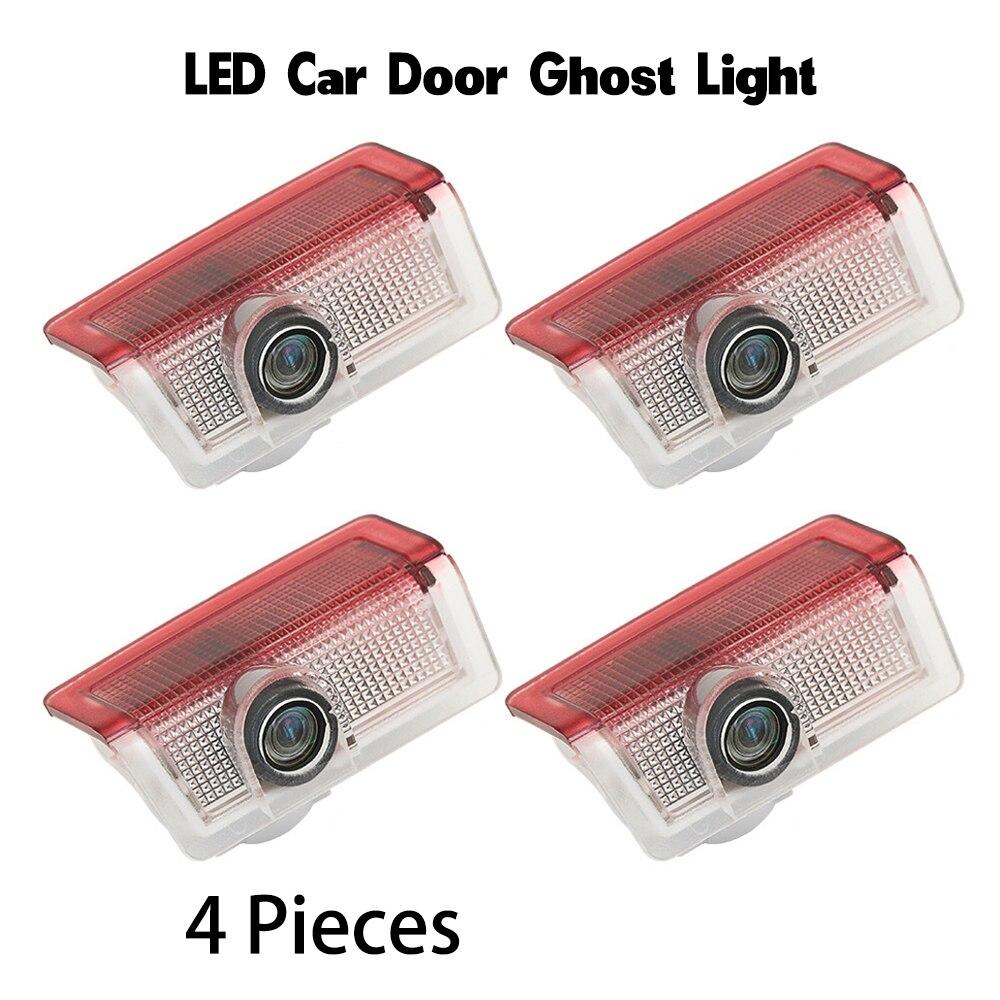 Светодиодный Двери Автомобиля призрак светильник для Mercedes AMG Авто Логотип лазерный проектор Добро пожаловать лампы эмблема подходит для Benz...