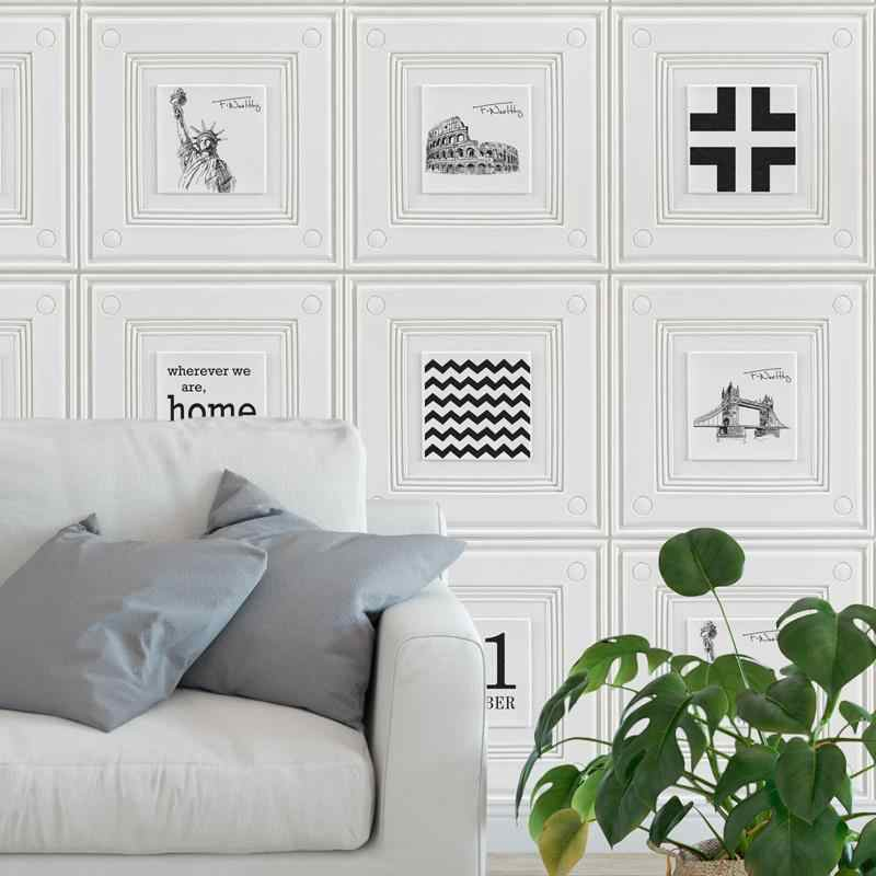 Parágrafo Quarto Pintado Tapiz Pared Para Sala de estar Mural Papel De Parede Infantil Papel de Parede Home Decor Papier Peint 3d papel de parede