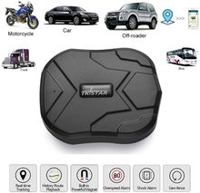 цена на Strong Magnet Car GPS Tracker with Voice Monitor 90 Days Long Standby Vehicle Tracker Online Realtime Tracking&Monitoring System