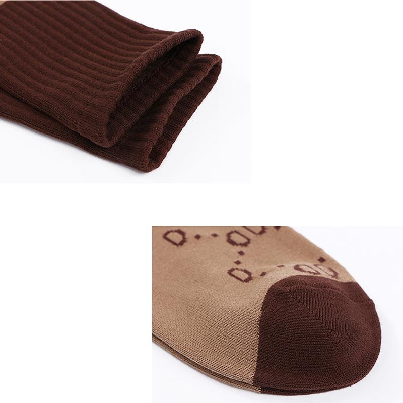 Hinchadas piernas calcetines para sueltos