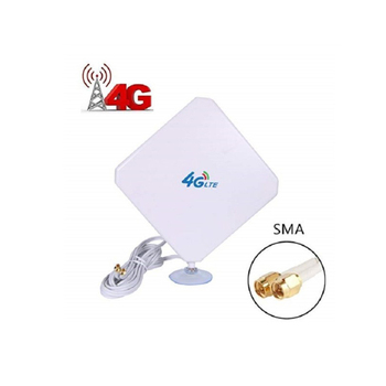 35dBi  4G SMA Antenna Male Dual Interface Mimo 4G LTE External Antenna For B525 B310 B315 B593 B612 B715 B818 1