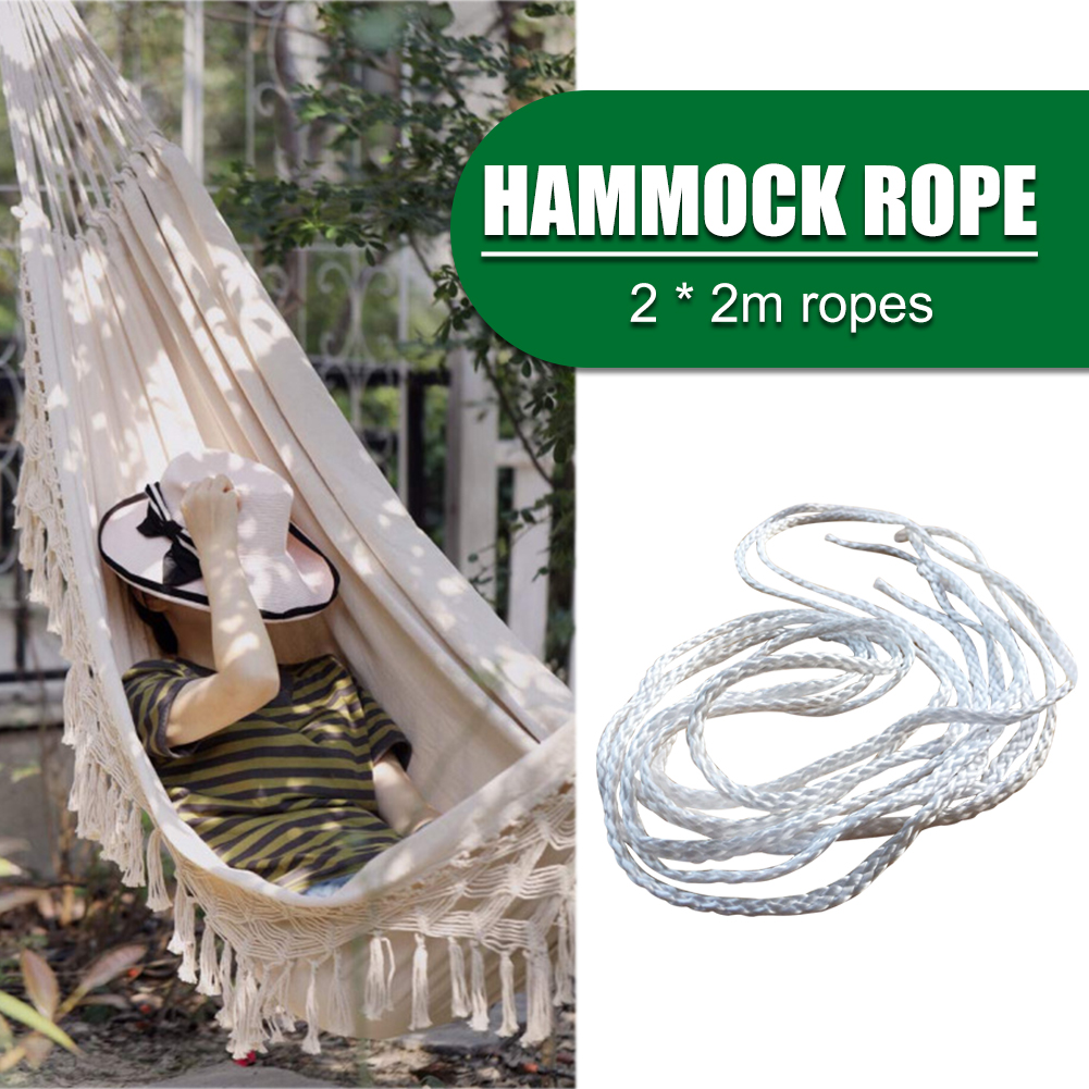 Rope Chair Swing-Strap Hanging Outdoor Hammock Tree Bed Household for Leisure-Supply
