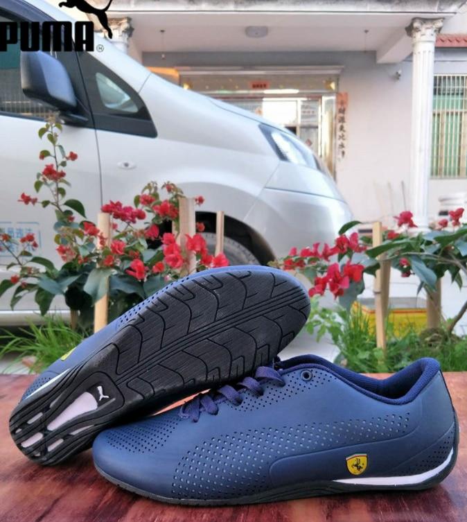 Puma Future Car Leather SF Men Shoes