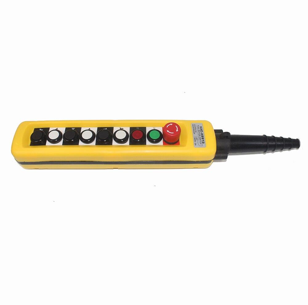tnha 8 pushbutton pingente estação de controle XAC-A8913