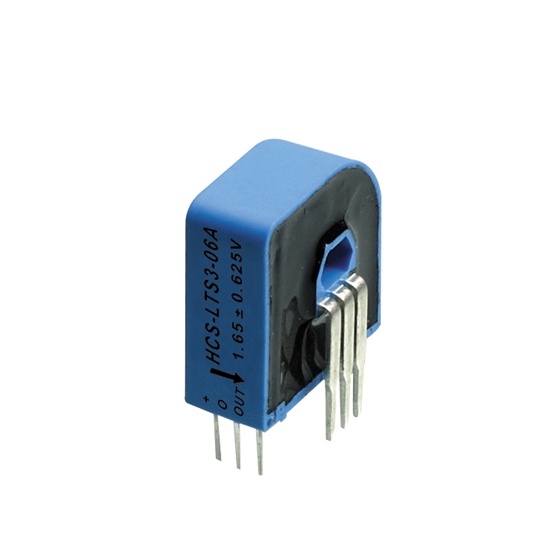 06A 15A 25A 50A Optional Hall Current Sensor HCS-LTS3 Multiple Current Sensors Different Kinds Of Current Sensors