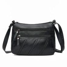 Women Genuine Leather Luxury Designer Shoulder Bags For Ladies Bags Fashion Female Handbag Girl Hand Bags