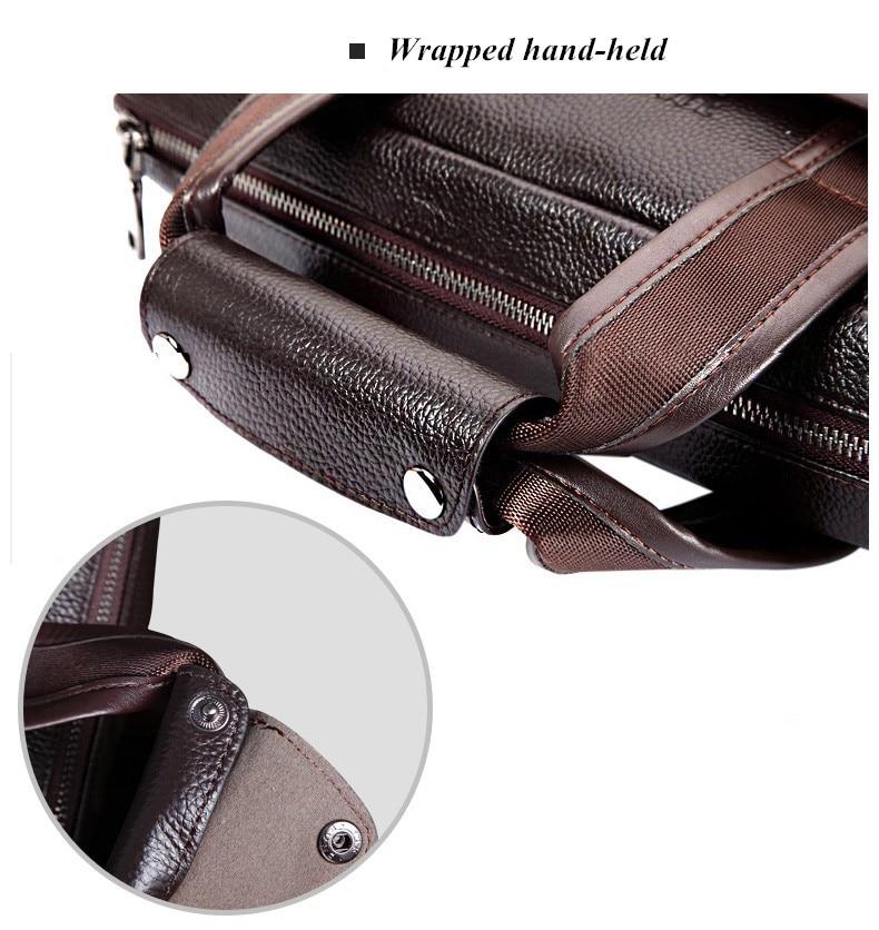 H7688e4e225284f97891e1f35f9ad37e8z 2019 New Fashion cowhide male commercial briefcase /Real Leather vintage men's messenger bag/casual Natural Cowskin Business bag