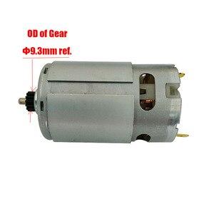 Image 5 - Maintenance of ONPO 13Teeth KV3SFN 8520SF WR 1607022628 motor for Replace Bosch GSR10.8 2 LI electric drill motor