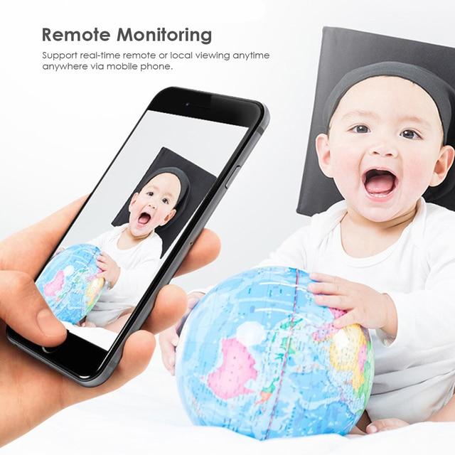 HD 1080P Wireless Baby Monitor 4