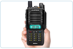 Image 4 - IP68 2021 ترقية uv9r Baofeng UV 9R زائد 50 كجم اسلكية تخاطب 10 واط hf اتجاهين راديو vhf uhf هام راديو طويل المدى CB محطة راديو