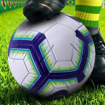 2019 Russian Premier Soccer Ball Size 4 Football Goal League Ball Children Outdoor Sports Football Team Training Soccer Ball chicco goal league