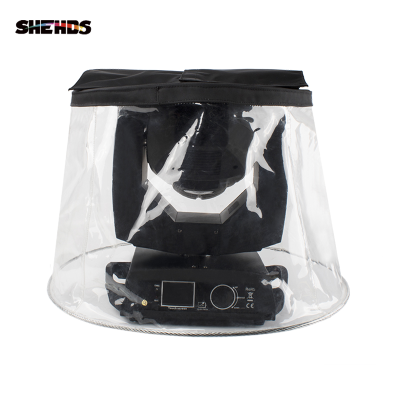 SHEHDS Stage Light Outdoor Hanging Lighting Rain Cover Suitable For Moving Head Light Par Lighting Best For Outdoor Party