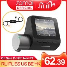 70mai akıllı Dash kamera Pro İngilizce ses kontrolü 1944P 70MAI araba dvrı kamera GPS ADAS 140FOV otomatik gece görüş 24H park monitörü