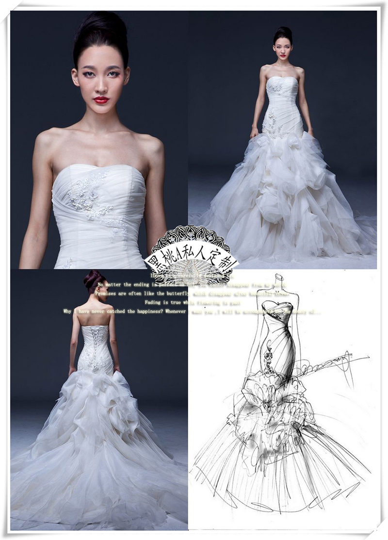 New Hot Sexy Sweetheart Brides Beading Hot Sale A-line Lace Organza Flowers Wedding Vestido De Noiva Mother Of The Bride Dresses