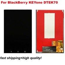 Para blackberry keyone BBB100 1/BBB100 2 (emea)/BBB100 3/BBB100 6 display lcd + tela de toque digitador assembléia