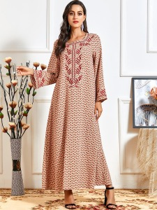 Muslim Fashion Abaya Turkey Hijab Dress Islam American Clothing Abayas For Women Robe De Moda Musulmana Moroccan Kaftan Dubai